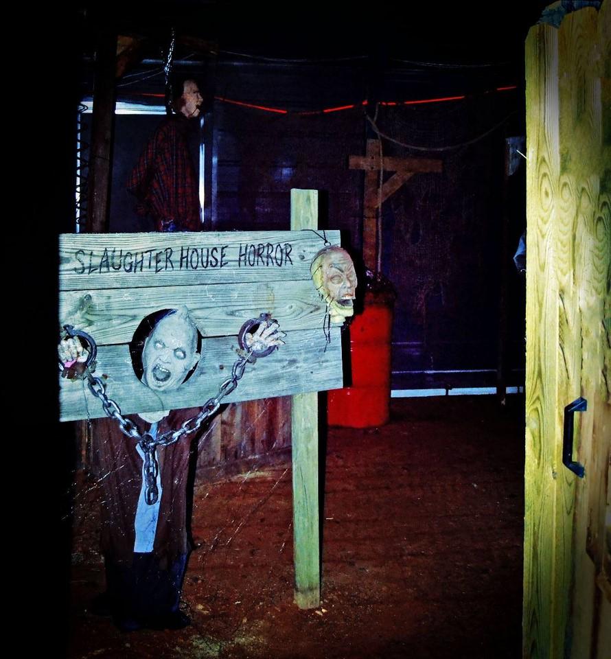 Haunted Houses Near Wilson, North Carolina!